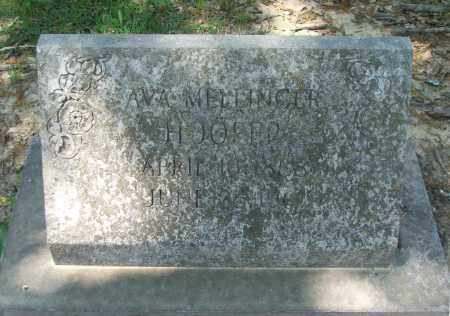 MELLINGER LEVEL, W. AVA - Lawrence County, Arkansas | W. AVA MELLINGER LEVEL - Arkansas Gravestone Photos