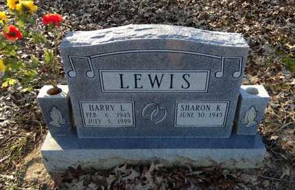 "LEWIS, LINDSAY HARRISON ""HARRY"" - Lawrence County, Arkansas 