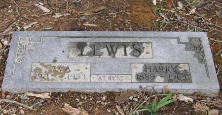 RICE LEWIS, AVA IRENE - Lawrence County, Arkansas   AVA IRENE RICE LEWIS - Arkansas Gravestone Photos