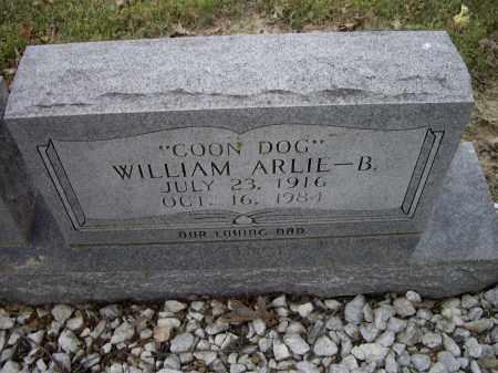 LEWIS, WILLIAM ARLIE - Lawrence County, Arkansas   WILLIAM ARLIE LEWIS - Arkansas Gravestone Photos
