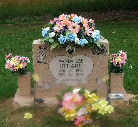 BURROW LILES, WANDA LEE - Lawrence County, Arkansas | WANDA LEE BURROW LILES - Arkansas Gravestone Photos
