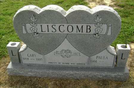 LISCOMB, GARY ALLEN - Lawrence County, Arkansas | GARY ALLEN LISCOMB - Arkansas Gravestone Photos