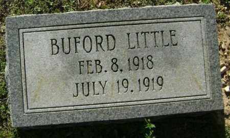 LITTLE, BUFORD - Lawrence County, Arkansas | BUFORD LITTLE - Arkansas Gravestone Photos