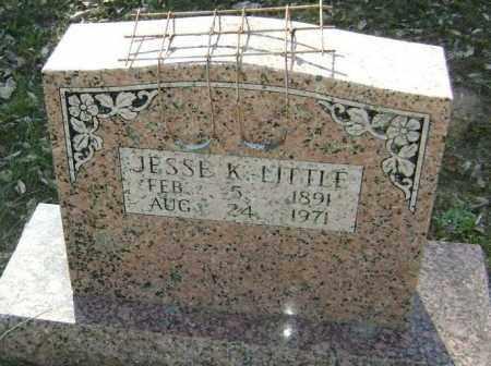 LITTLE, JESSE N. KNOX - Lawrence County, Arkansas | JESSE N. KNOX LITTLE - Arkansas Gravestone Photos