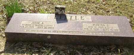 LITTLE, MARTHA JANE - Lawrence County, Arkansas | MARTHA JANE LITTLE - Arkansas Gravestone Photos