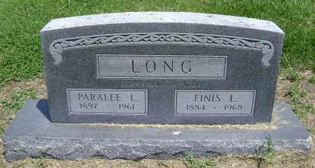 LONG, PARALEE L. - Lawrence County, Arkansas | PARALEE L. LONG - Arkansas Gravestone Photos