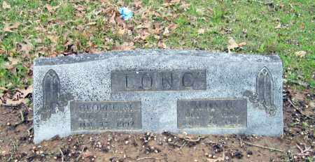 LONG, GEORGE NEWTON - Lawrence County, Arkansas | GEORGE NEWTON LONG - Arkansas Gravestone Photos