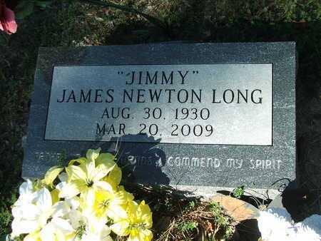 "LONG, JAMES NEWTON ""JIMMY"" - Lawrence County, Arkansas | JAMES NEWTON ""JIMMY"" LONG - Arkansas Gravestone Photos"