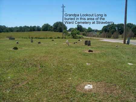 LONG, LOOKOUT - Lawrence County, Arkansas | LOOKOUT LONG - Arkansas Gravestone Photos