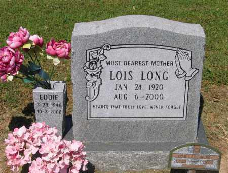 LONG, LOIS - Lawrence County, Arkansas | LOIS LONG - Arkansas Gravestone Photos