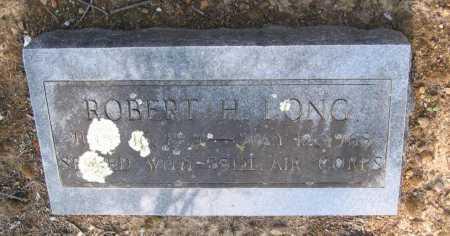 LONG (VETERAN WWII), ROBERT HAROLD - Lawrence County, Arkansas   ROBERT HAROLD LONG (VETERAN WWII) - Arkansas Gravestone Photos