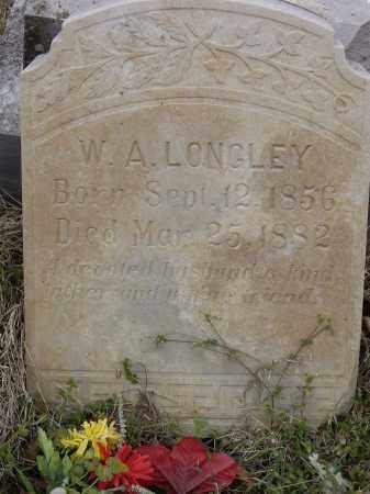 LONGLEY, WILLIAM A. - Lawrence County, Arkansas   WILLIAM A. LONGLEY - Arkansas Gravestone Photos