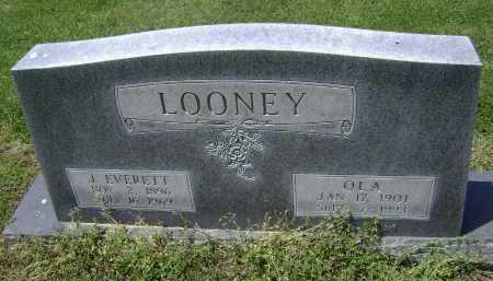 LOONEY, OLA - Lawrence County, Arkansas | OLA LOONEY - Arkansas Gravestone Photos