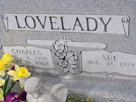 LOVELADY, CHARLES RICHARD - Lawrence County, Arkansas | CHARLES RICHARD LOVELADY - Arkansas Gravestone Photos