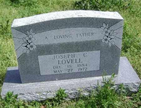 LOVELL, JOSEPH C. - Lawrence County, Arkansas | JOSEPH C. LOVELL - Arkansas Gravestone Photos