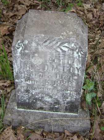 LOY, INFANT SON - Lawrence County, Arkansas   INFANT SON LOY - Arkansas Gravestone Photos