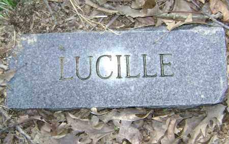 DAVIDSON, LUCILLE - Lawrence County, Arkansas   LUCILLE DAVIDSON - Arkansas Gravestone Photos