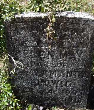 LUDWIG, HELEN MAY - Lawrence County, Arkansas | HELEN MAY LUDWIG - Arkansas Gravestone Photos