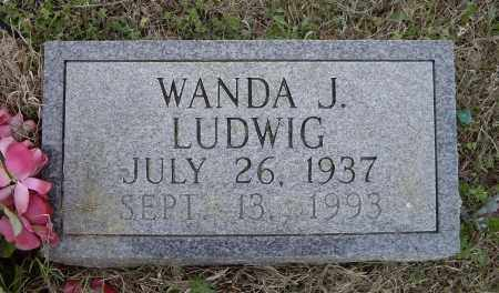 LUDWIG, WANDA JEAN - Lawrence County, Arkansas | WANDA JEAN LUDWIG - Arkansas Gravestone Photos
