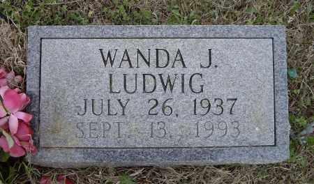 ANDERSON LUDWIG, WANDA JEAN - Lawrence County, Arkansas | WANDA JEAN ANDERSON LUDWIG - Arkansas Gravestone Photos