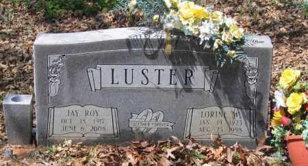 LUSTER, LORINE WANDA LEE - Lawrence County, Arkansas | LORINE WANDA LEE LUSTER - Arkansas Gravestone Photos