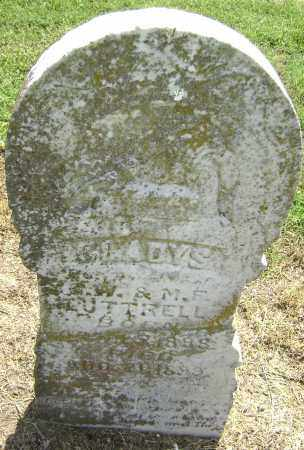 LUTTRELL, GLADYS - Lawrence County, Arkansas | GLADYS LUTTRELL - Arkansas Gravestone Photos