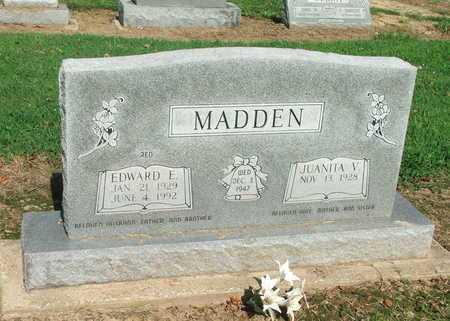 "MADDEN, EDWARD E. ""RED"" - Lawrence County, Arkansas | EDWARD E. ""RED"" MADDEN - Arkansas Gravestone Photos"