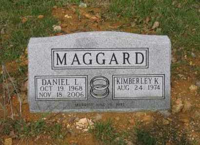 MAGGARD, DANIEL LEE - Lawrence County, Arkansas | DANIEL LEE MAGGARD - Arkansas Gravestone Photos