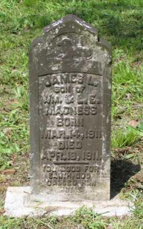 MAGNESS, JAMES L. - Lawrence County, Arkansas | JAMES L. MAGNESS - Arkansas Gravestone Photos
