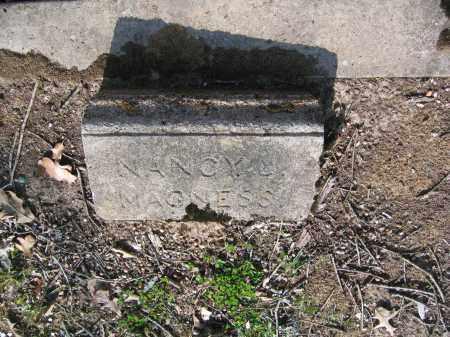 MAGNESS, NANCY JANE - Lawrence County, Arkansas | NANCY JANE MAGNESS - Arkansas Gravestone Photos