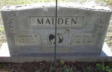MALDEN, LOIS PAULINE - Lawrence County, Arkansas | LOIS PAULINE MALDEN - Arkansas Gravestone Photos