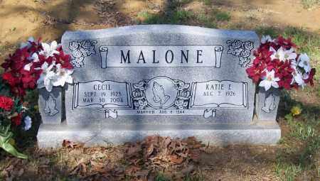 MALONE, CECIL - Lawrence County, Arkansas | CECIL MALONE - Arkansas Gravestone Photos