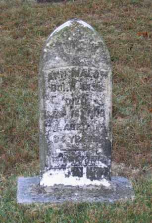 MALOY, ANN WHALEN - Lawrence County, Arkansas | ANN WHALEN MALOY - Arkansas Gravestone Photos