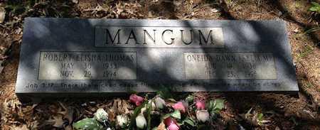 MANGUM, ROBERT ELISHA - Lawrence County, Arkansas | ROBERT ELISHA MANGUM - Arkansas Gravestone Photos