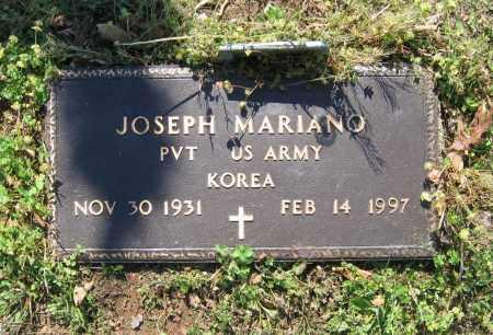 MARIANO (VETERAN KOR), JOSEPH - Lawrence County, Arkansas | JOSEPH MARIANO (VETERAN KOR) - Arkansas Gravestone Photos