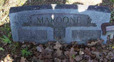 MAROONE, JOE A. - Lawrence County, Arkansas   JOE A. MAROONE - Arkansas Gravestone Photos