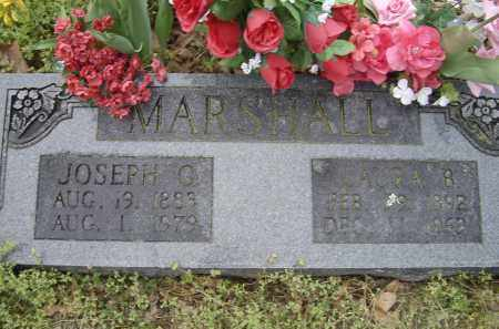 WOODWARD MARSHALL, LAURA BELLE - Lawrence County, Arkansas | LAURA BELLE WOODWARD MARSHALL - Arkansas Gravestone Photos