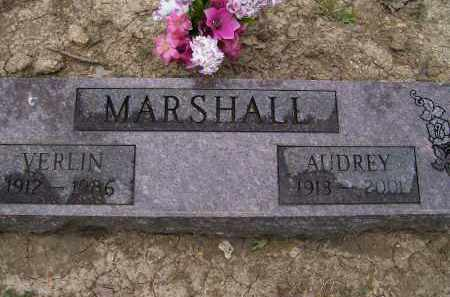 DEEN MARSHALL, AUDREY ALINE - Lawrence County, Arkansas | AUDREY ALINE DEEN MARSHALL - Arkansas Gravestone Photos