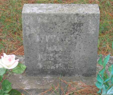 MARTIN, BETTY FERN - Lawrence County, Arkansas | BETTY FERN MARTIN - Arkansas Gravestone Photos