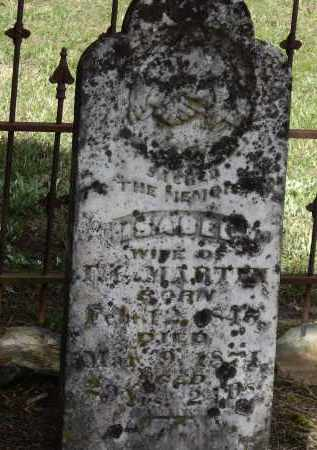 MARTIN, CLARA ISABEL - Lawrence County, Arkansas | CLARA ISABEL MARTIN - Arkansas Gravestone Photos