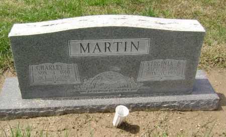 MARTIN, CHARLEY E. - Lawrence County, Arkansas | CHARLEY E. MARTIN - Arkansas Gravestone Photos