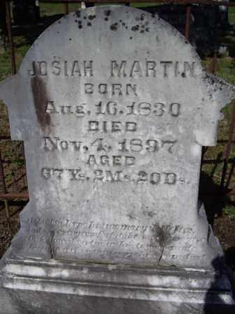 MARTIN, JOSIAH - Lawrence County, Arkansas | JOSIAH MARTIN - Arkansas Gravestone Photos