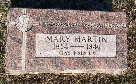 MARTIN, MARY - Lawrence County, Arkansas   MARY MARTIN - Arkansas Gravestone Photos