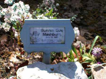 MASHBURN, BONNIE SUE - Lawrence County, Arkansas | BONNIE SUE MASHBURN - Arkansas Gravestone Photos