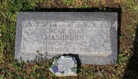 MASHBURN, JACKIE DEAN - Lawrence County, Arkansas | JACKIE DEAN MASHBURN - Arkansas Gravestone Photos