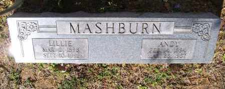 MASHBURN, LILLIE MAE - Lawrence County, Arkansas | LILLIE MAE MASHBURN - Arkansas Gravestone Photos
