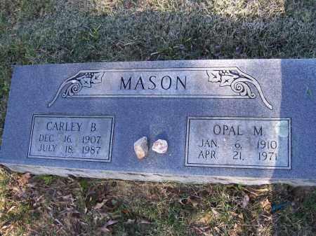 MASON, CARLEY B. - Lawrence County, Arkansas | CARLEY B. MASON - Arkansas Gravestone Photos