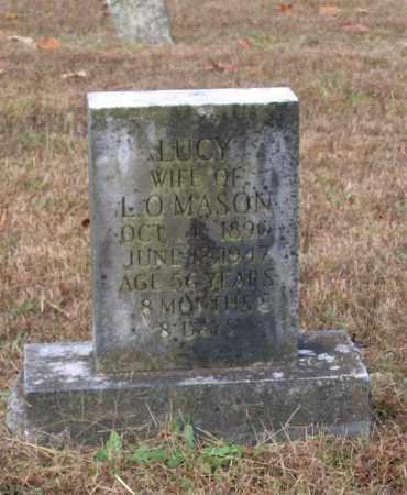 MASON, LUCY - Lawrence County, Arkansas | LUCY MASON - Arkansas Gravestone Photos