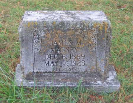 MASSEY, JAMES M. - Lawrence County, Arkansas | JAMES M. MASSEY - Arkansas Gravestone Photos