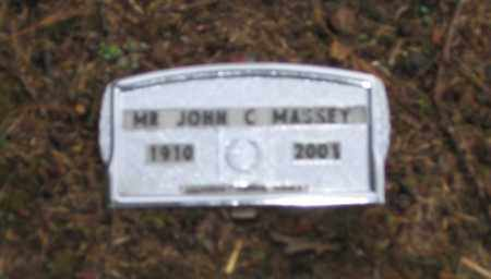 "MASSEY, JOHN ""JOHNNY"" CLAYTON - Lawrence County, Arkansas 